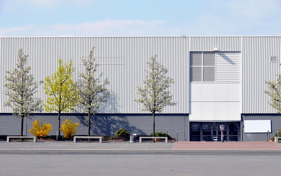 Modern industrial building; Shutterstock ID 85105003; Departmental Cost Code : 162800; Project Code: GMKT_SUP_4.9.1E; PO Number: GBLMKT/2015-082